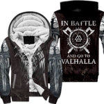 Load image into Gallery viewer, Vikings Tattoo 3D All Over Printed Shirts For Men And Women 111