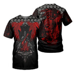 Load image into Gallery viewer, Vikings Tattoo 3D All Over Printed Shirts For Men And Women 122