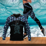 Load image into Gallery viewer, Sea Turtle Combo Hoodie & Legging  58