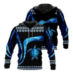Load image into Gallery viewer, Love Sea Turtle Combo Hoodie & Legging  77