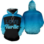 Load image into Gallery viewer, Love Turtle Combo Hoodie & Legging  84