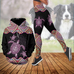 Load image into Gallery viewer, Mandala Sea Turtle Combo Hoodie & Legging  86