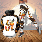 Load image into Gallery viewer, Halloween Love Sea Turtle Combo Hoodie & Legging  105