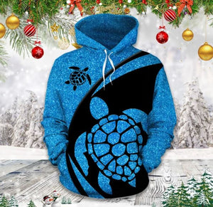 Sea Turtles Combo Hoodie & Legging  224