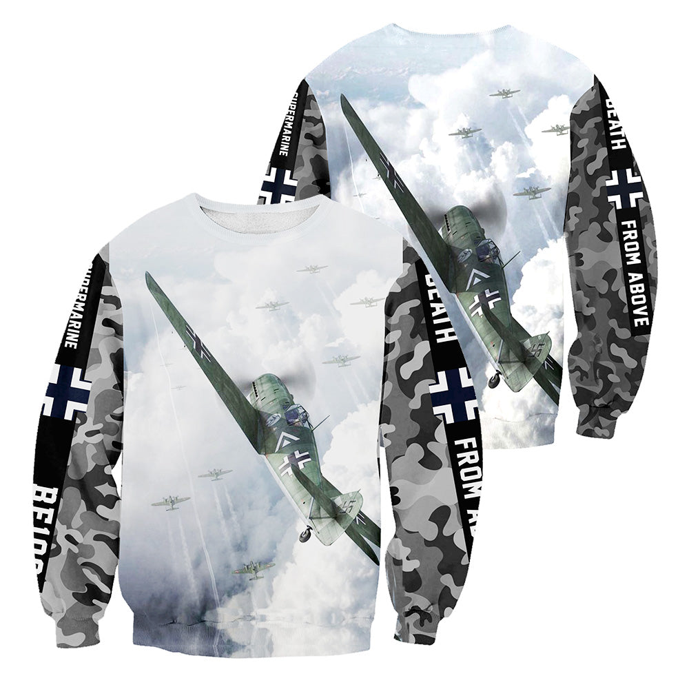 BF109 3D All Over Printed Shirts For Men And Women 22