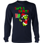 Load image into Gallery viewer, SANTA'S FAVORITE HO T-SHIRT