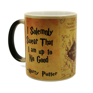 Harry Potter Changing Color Mug