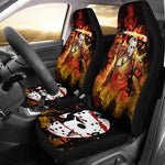 Load image into Gallery viewer, Jason Voorhees Car Seat Cover 06