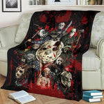 Load image into Gallery viewer, Jason Voorhees Premium Blanket 11