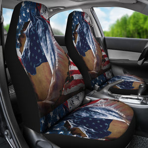 Horse Lover Car Seat Cover 09