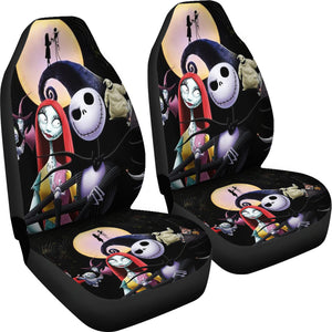 2pcs The Nightmare Before Christmas Car Seat Cover 21