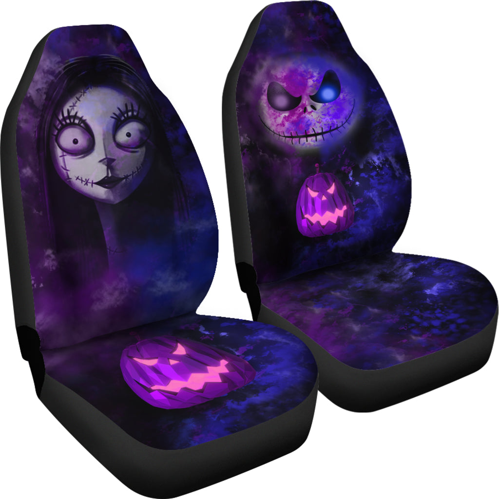 Jack Skellington & Sally Car Seat Cover 88