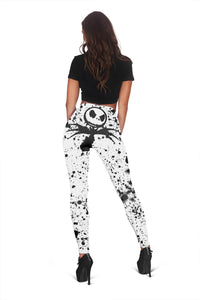 3D ALL OVER PRINTED LEGGINGS - JACK