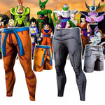 Load image into Gallery viewer, Dragon Ball Pants Compression Trousers  Fitness Quick Dry Pant Tight 3D Dragon Ball Z