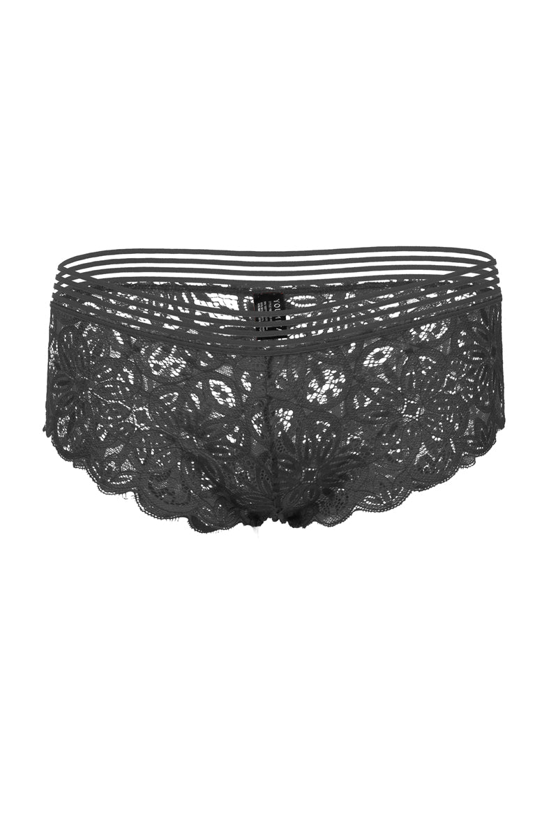 Ladies all lace hipster