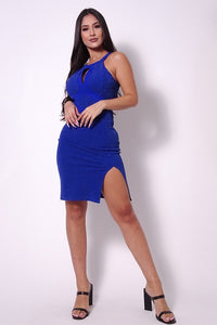 Soraya Halter Dress