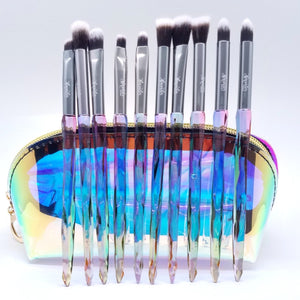11pc Eyeshadow Brush set