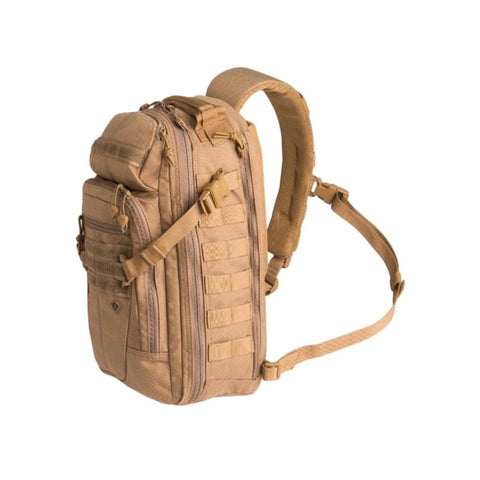 Tactical Crosshatch Sling Pack