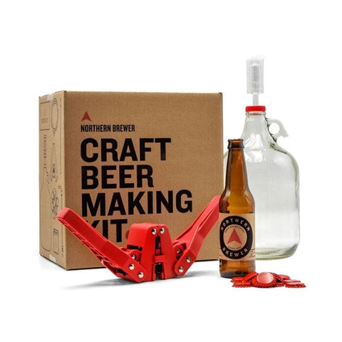 Craft Beer Making Kit - Groomsmen Gift Idea