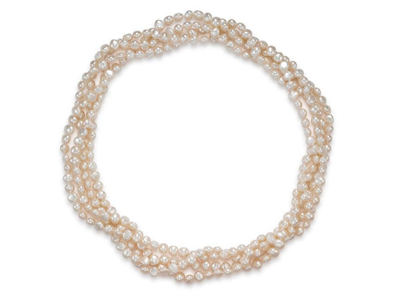 Buy MASTOLONI PEARLS | ENDLESS STYLE BAROQUE FRESHWATER PEARL STRAND NECKLACE | Shop Mastoloni Pearls only at Avonlea Jewelry.