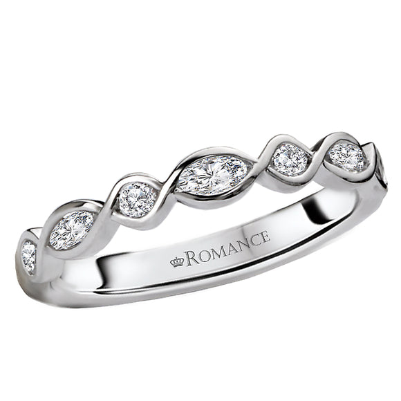 Classic Matching Wedding Band (Romance Bridal 2021)