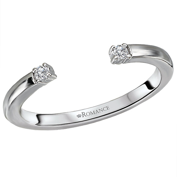 Diamond Nesting Wedding Ring (Romance Bridal 2021)