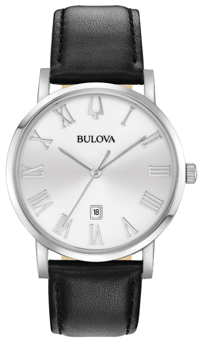 Buy BULOVA | American Clipper Watch | Leather Strap | 2019 | Shop Bulova only at Avonlea Jewelry.