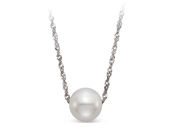 Buy MASTOLONI PEARLS | FLOATING PEARL PENDANT NECKLACE | Shop Mastoloni Pearls only at Avonlea Jewelry.