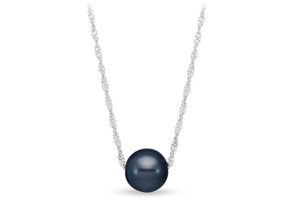 Buy MASTOLONI PEARLS | FLOATING TAHITIAN PEARL PENDANT | Shop Mastoloni Pearls only at Avonlea Jewelry.