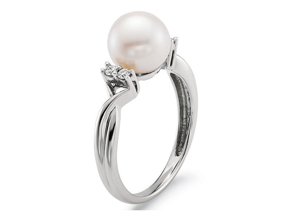 Buy MASTOLONI PEARLS | CLASSIC TWIST RING | Shop Mastoloni Pearls only at Avonlea Jewelry.