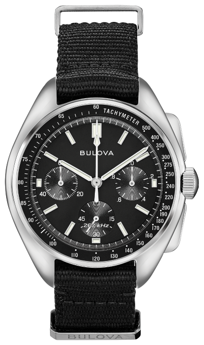 Bulova Lunar Pilot Watch