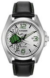 Buy The Hulk | Marvel Citizen Watch | Leather Strap | Only Available In-Store | Shop Avonlea Jewelry only at Avonlea Jewelry.