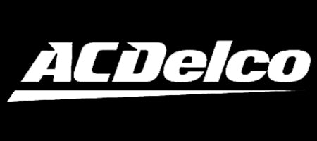 AC DELCO Decal Sticker