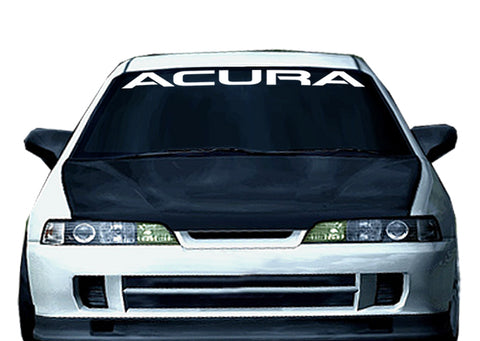 ACURA Windshield Decal Banner sticker