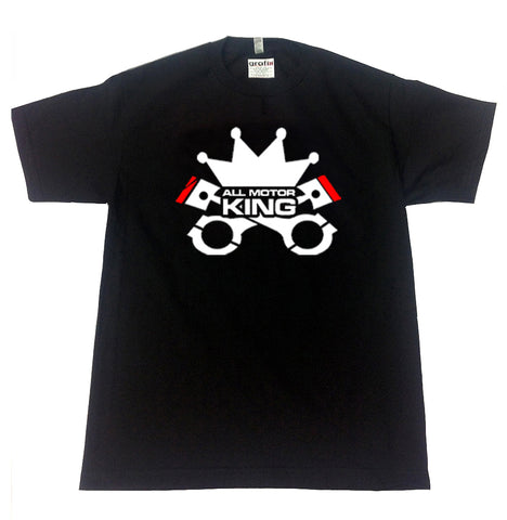 ALL MOTOR KING T-SHIRT