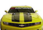 CAMARO W/LOGO Windshield Decal Banner sticker