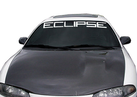 ECLIPSE Windshield Decal Banner sticker