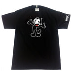 FELIX THE CAT STANCE STYLE T-SHIRT
