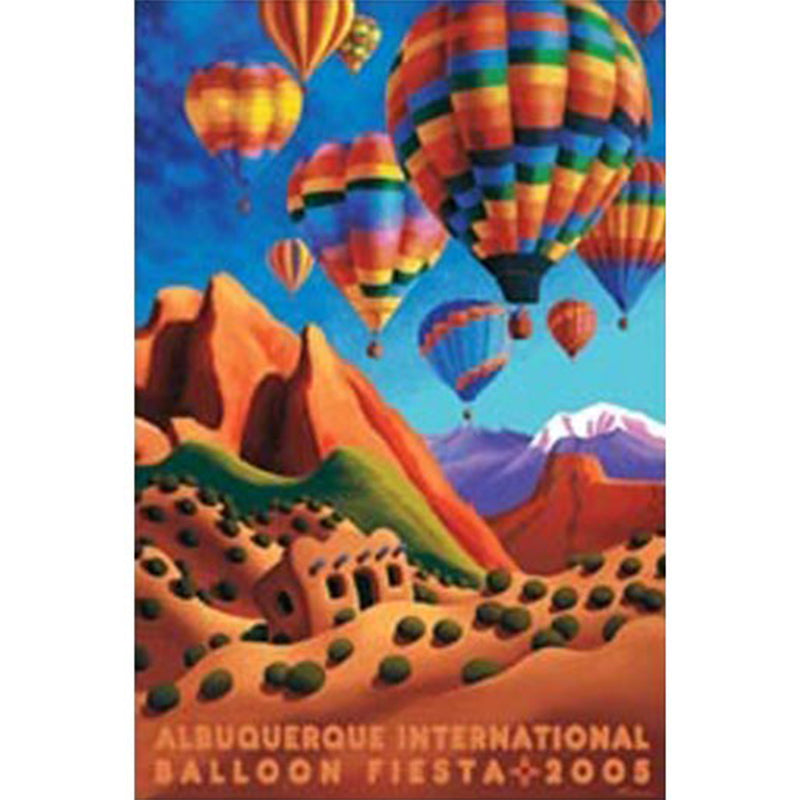 Albuquerque International Balloon Fiesta 2005