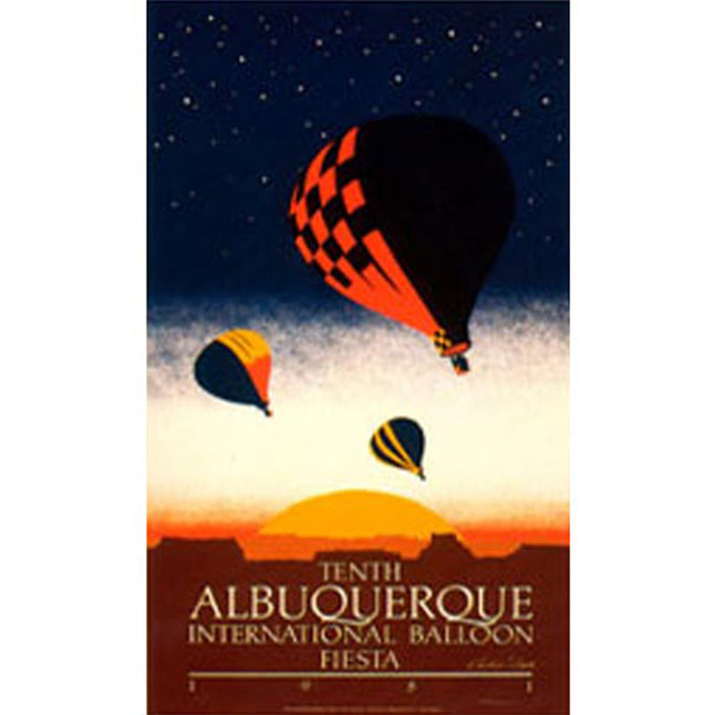 Albuquerque International Balloon Fiesta 1981