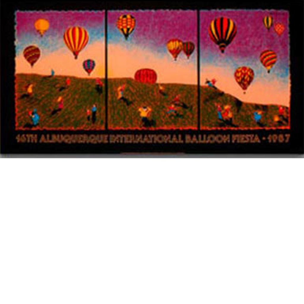 Albuquerque International Balloon Fiesta 1987