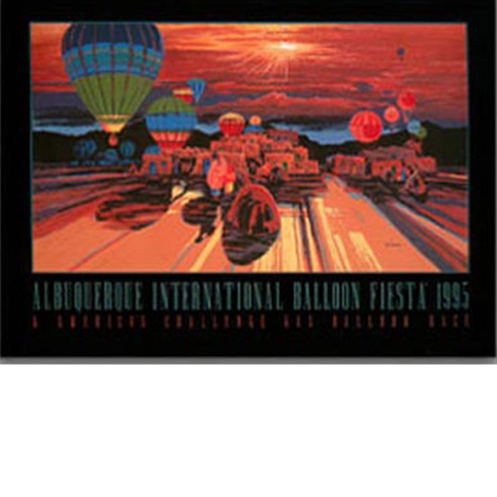 Albuquerque International Balloon Fiesta 1995