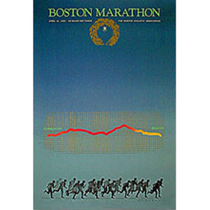 Boston Marathon 1983