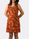 Crawfish BayouWear Sun Dress Front