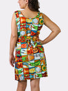Jumble YaYa BayouWear Sun Dress Back