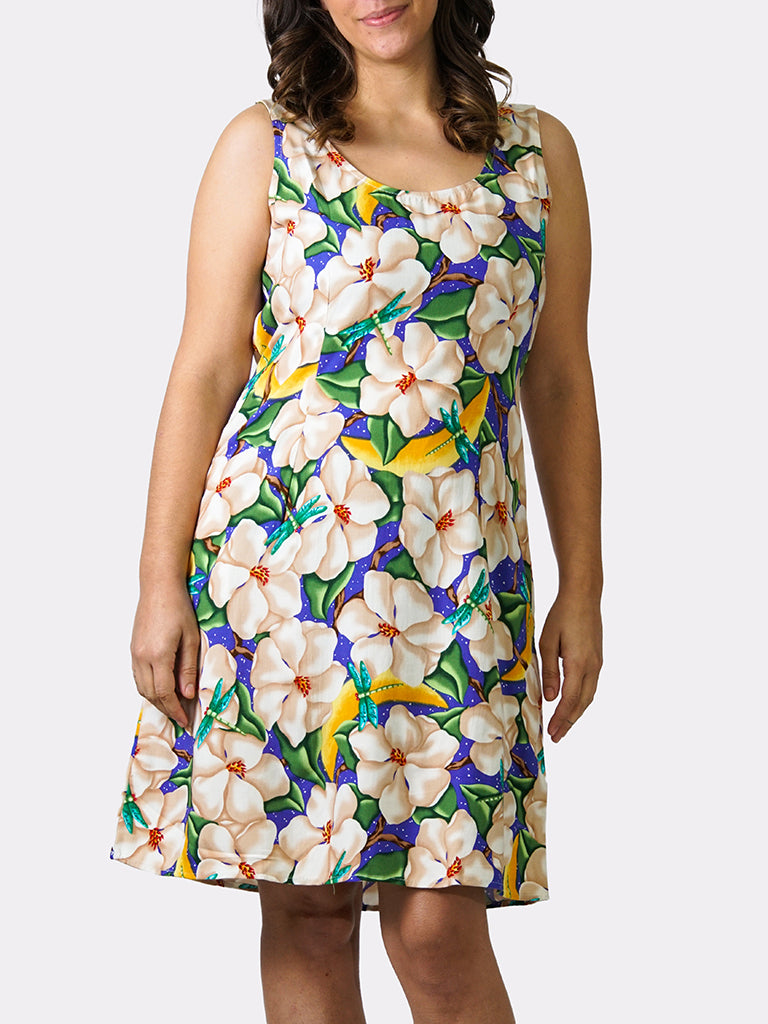 Magnolia BayouWear Sun Dress Front