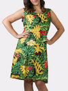 NOLA Camo BayouWear Sun Dress Front