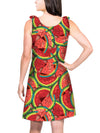 Top Tie Dress - What-A-Melon