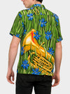 Splendor in the Brass BayouWear Hawaiian Shirt Back