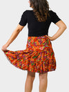 Crawfish BayouWear Swing Skirt Back